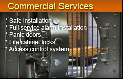 COregon City Locksmith ommercial Services